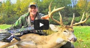 Ted Nugent with Great Buck