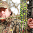 Are you practicing and getting ready for hunting season?