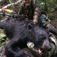 Yowza! Bears, bows and backstraps to get things started on a high note!