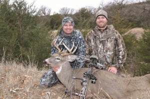 Tom Miranda The Rut Hunters Find a Hunting Partner