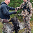 Turkey hunting Josh Dahlke border1