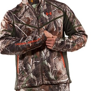 Under Armour unveils a line of serious scent-control clothing for ultra-serious whitetail hunters.
