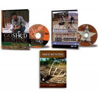 Joe Shead Shed Hunting DVD and Book