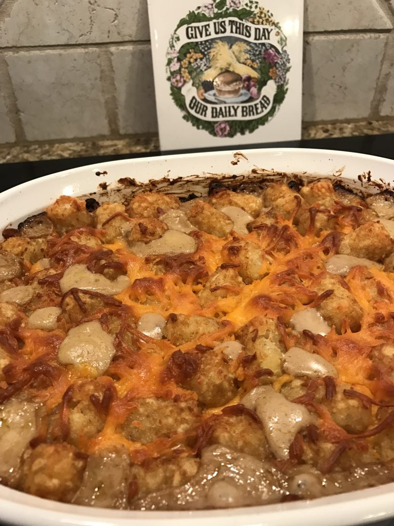Tasty and easy to make, this Venison Tater Tot casserole may become a favorite!