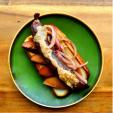 VENISON  Weston Smoked Venison Sausage roll