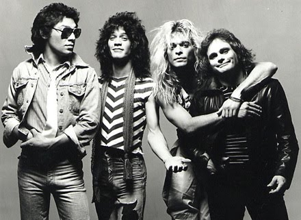 Van Halen's 1978 self-titled debut blew away the rock music world with a new sound and intensity.