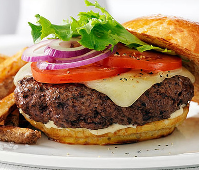 Whether you're grilling venison or beef, make the best burgers possible!