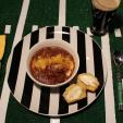 Venison Chili is great anytime of the year! (Photo: HeHuntsSheCooks.com)