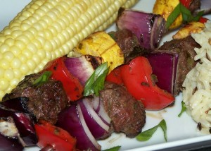 Venison Kababs