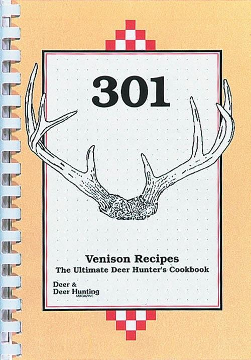 Venison Recipes cookbook