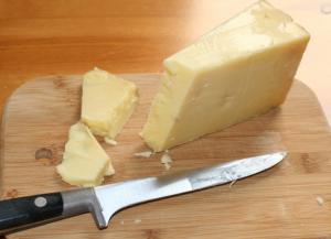Venison cheese