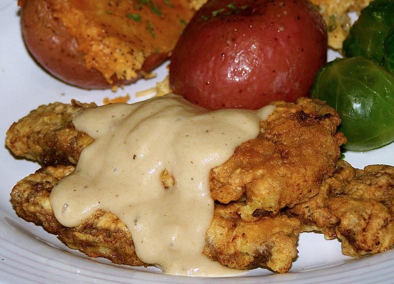 Best Recipes: Chicken-Fried Venison Steak - Deer & Deer ...