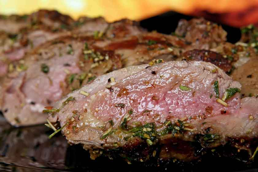 """Keeping the right temperature for your venison roasts and not overcooking can make the difference between great and """"meh."""""""