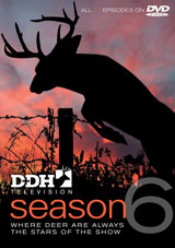 Deer & Deer Hunting TV Season Six DVD