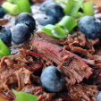 Mmmm ... slow-cooked venison! (Photo: blog.westonproducts.com)