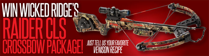 Wicked Ridge Raider Sweepstakes