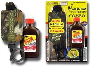 Wildlife Magnum Scrape Dripper Combo copy