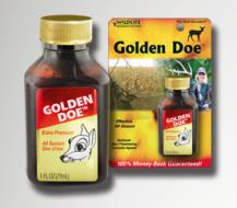 Wildlife Research Golden Doe