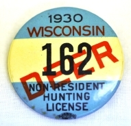 Collecting Hunting Licenses
