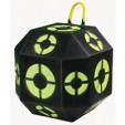This 18-sided cube is a highly durable archery target that's perfect for beginners.