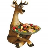 Deer candy dish.
