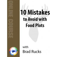 10 food plot mistakes
