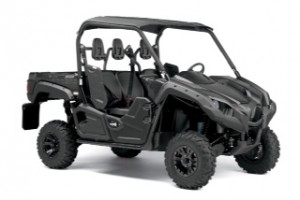 Yamaha Tactical Black Viking 4x4
