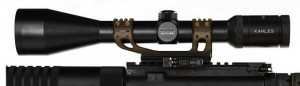 Zero-G Advanced Carbon Fiber Scope Mount