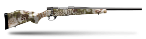 Weatherby's Kryptektr is one of several shotguns and rifles with exclusive patterns in the company's WBY-X line offered to hunter education instructors. (Photo: Weatherby)
