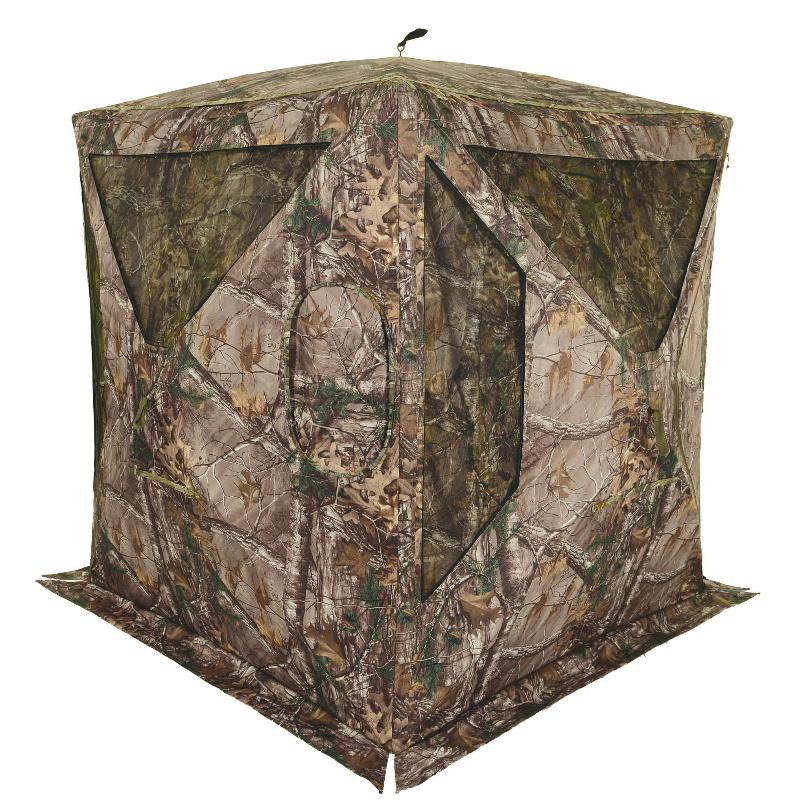 Browning Camping has four new models of pop-up blinds with more than a year's research and development on everything from stakes to weight.