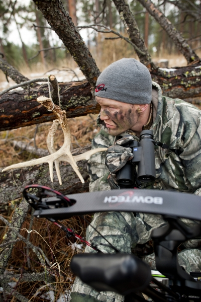 Taking care of the little things with your bow means less worry when you're hunting. (Photo: John Hafner)