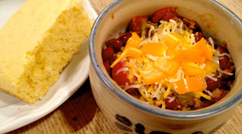 deer hunting chili