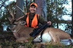 Country music star Craig Morgan loves bowhunting anytime he can get away during the season. (Photo: Sub-7)