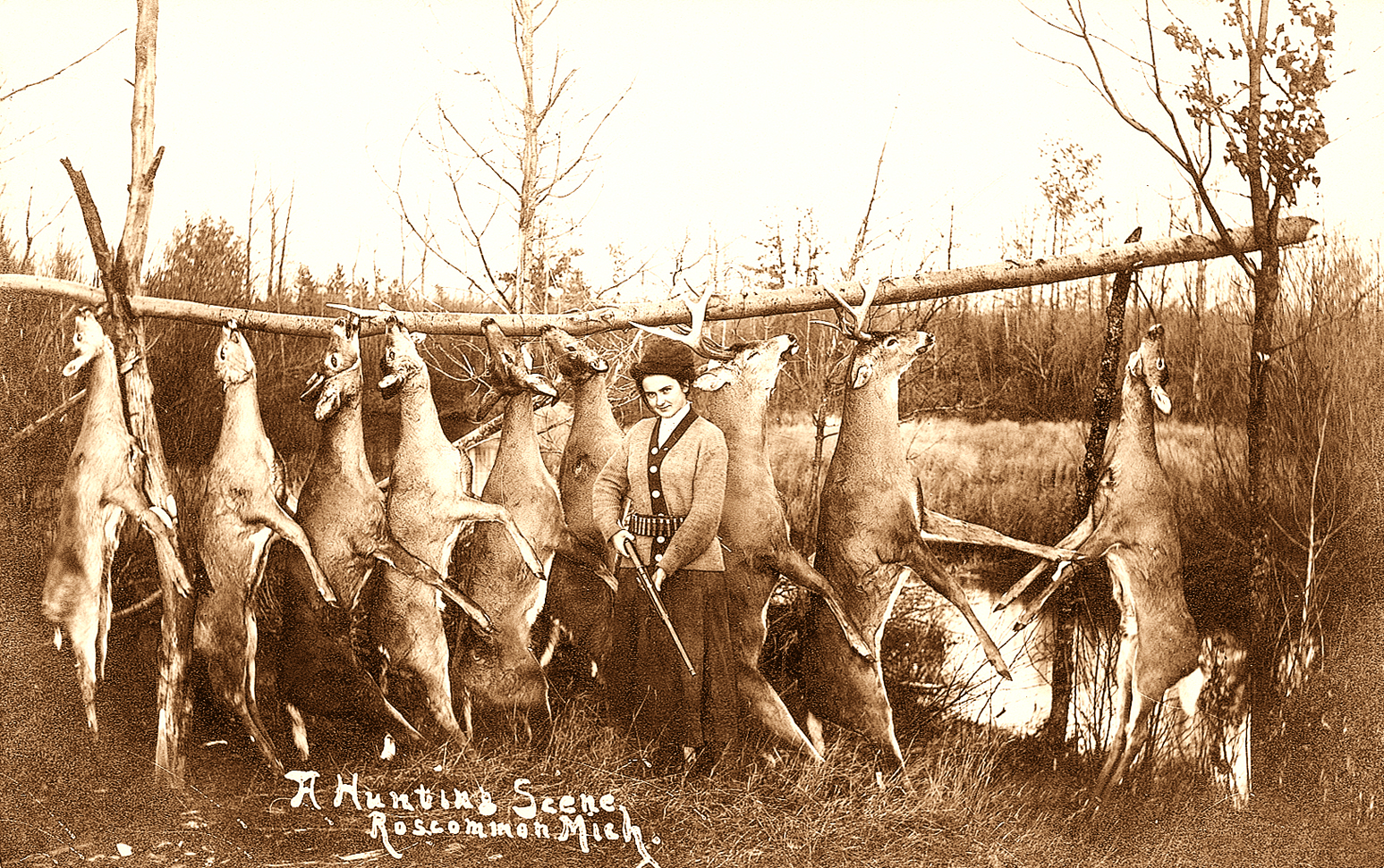 Old Hunting Pictures 42