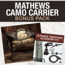 Mathews Camo Carrier Bonus Pack