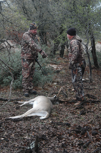 Texas Deer Hunt Photos
