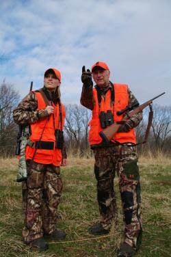 whitetail deer hunting education