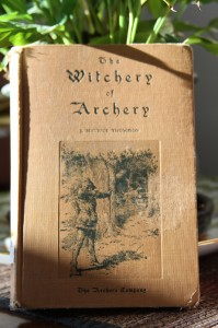A historic perspective on archery and its beginnings circa 1928.