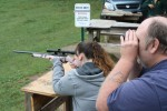 Shooting ranges are great places to practice and get familiar with firearms before deer season opens.