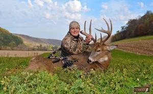 big buck from buffalo county