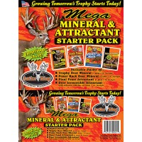 Mineral Starter Kit for Deer