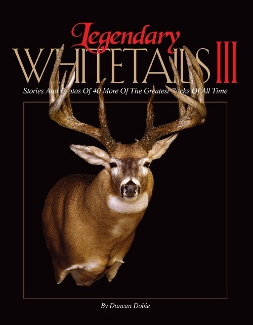 Legendary Whitetails III King Buck Cover
