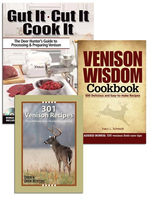 Venison Cooking Bundle