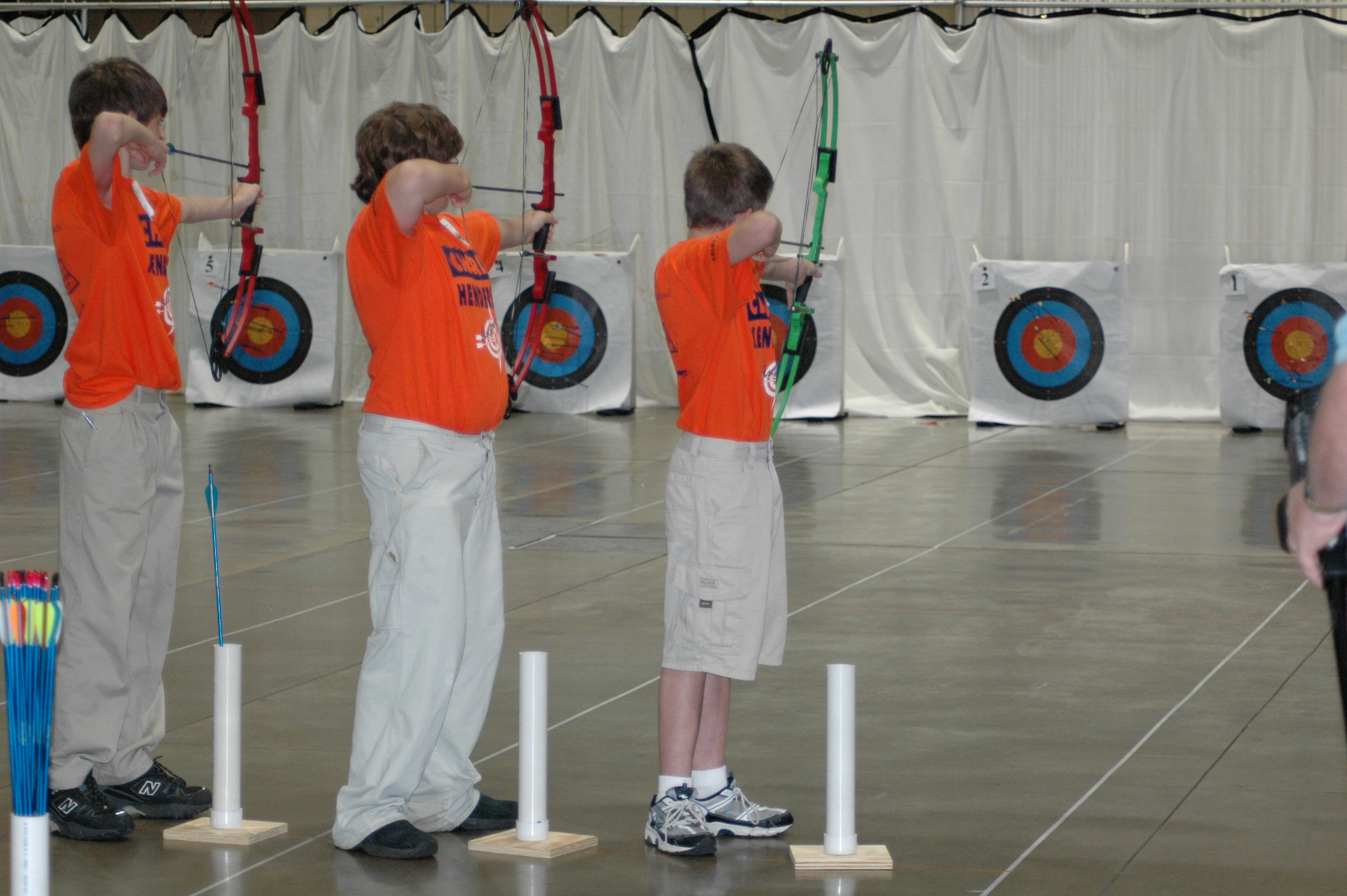 youth archery